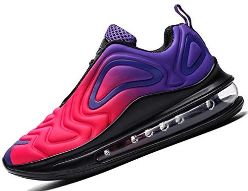 SINOES Mujer720 Caña Baja Gimnasia Ligero Transpirable Casuales Sneakers de Exterior y Interior Zapatillas...