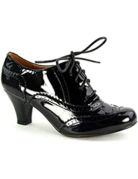 LAW Shoes & Clothing Scarpe stringate donna
