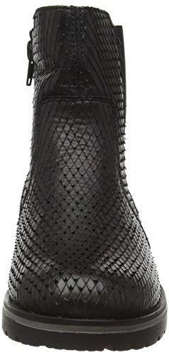 Remonte R1970, Bottes Chelsea Femme Noir (Schwarz/Schwarz/Schwarz / 02)