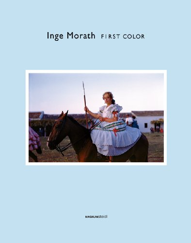 Inge Morath: First Color por John P. Jacob