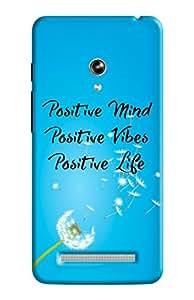 Asus Zenfone 5 Back Cover Kanvas Cases Premium Quality Designer 3D Printed Lightweight Slim Matte Finish Hard Case for Asus Zenfone 5