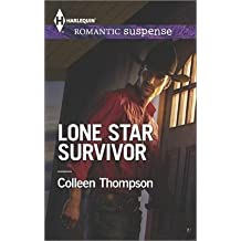 [(Lone Star Survivor)] [By (author) Colleen Thompson] published on (December, 2014)