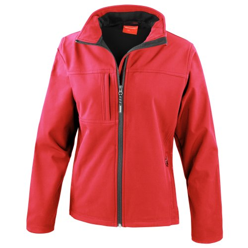 Regatta Damen Softshell Mulitfunktions-Jacke, 3-lagig, wasserabweisend, winddicht, atmungsaktiv Marineblau