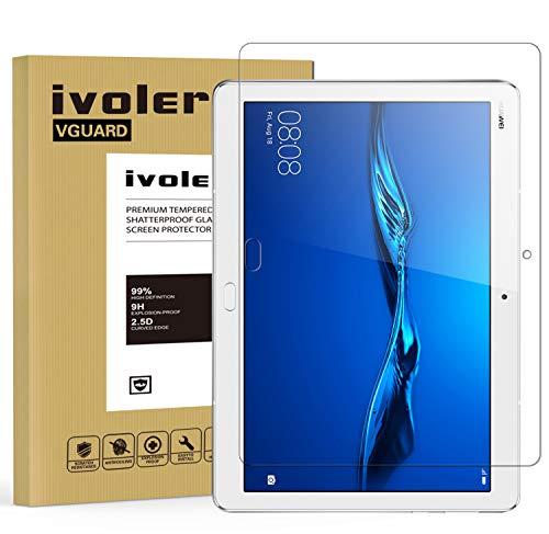pellicola tablet 10 pollici iVoler Pellicola Vetro Temperato per Huawei MediaPad M3 Lite 10