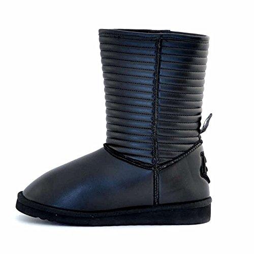 JA15014G11IB150A Love Moschino Pantoffeln Damen Polyurethan Rot Nero