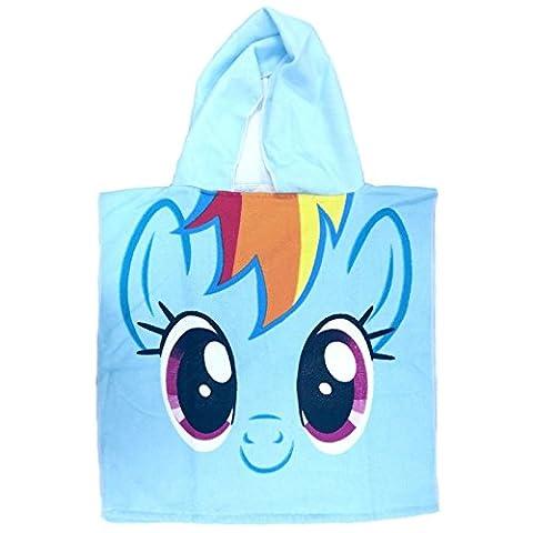 Doc Idées De Costumes - My Little Pony Rainbow Dash Bleu Enfants