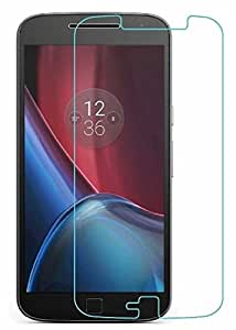 Tempered Glass Screen Protector Scratch Guard for MOTO G4 Plus