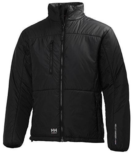 Preisvergleich Produktbild Helly Hansen Funktionsjacke Sunne Insulator 73001 isolierende leichte Winterjacke schwarz Gr.L