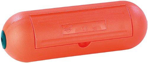 revolt Kabelschutz: Wasserfeste Schutzkapsel für Stromstecker/Verlängerung (Outdoor Kabel Verbindungsbox)