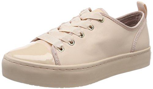 Tommy Hilfiger Damen J1285UPITER 3A1 Sneaker, Pink (Dusty Rose), 41 EU - Dusty Cream