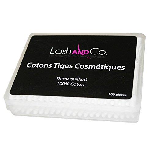 Lash & Co - Cotons tiges cosmétiques - 6014