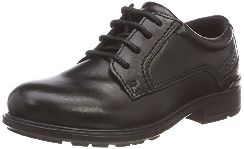 Ecco Cohen, Boys' Derbys, Black (Black 1001), 2.5/3 UK (35 EU)