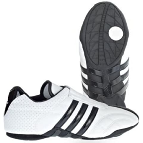 Adidas Adilux - Zapatillas deportivas, color blanco y negro