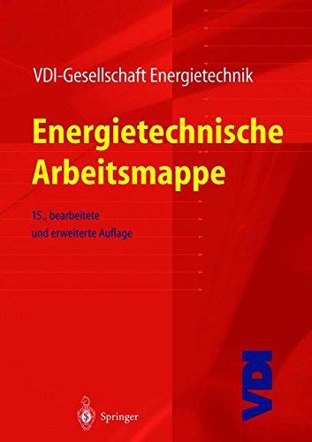 Energietechnische Arbeitsmappe (VDI-Buch)