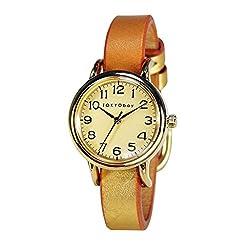 Tokyobay Samy Watch, Gold