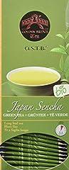 Idea Regalo - Golden Bridge Tè Premium O.S.T.B - Japan Sencha Verde Bio - 30 filtri