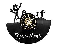 SKYTY Rick Y Morty Reloj De Pared con Registr