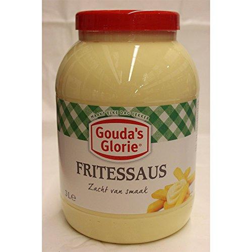 Gouda\'s Glorie Frites Saus 3000ml Dose (Fritten Sauce)