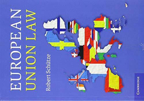 European Union Law di Robert Schütze