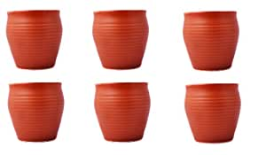 Adarsh Matte Kulhar (Set of 6 Kulhar's)