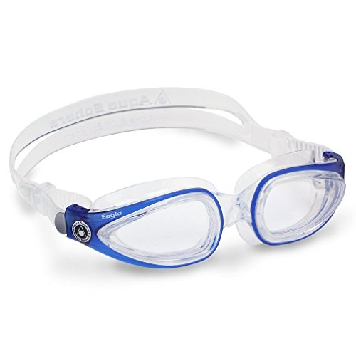 Aqua Sphere - Schwimmbrille Eagle, Blau, Gr. OneSize [Misc.]