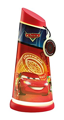 Disney Cars Tilt Torch And Night Light By Goglow