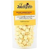 Joe y Seph de queso cheddar 90 g de palomitas de maíz