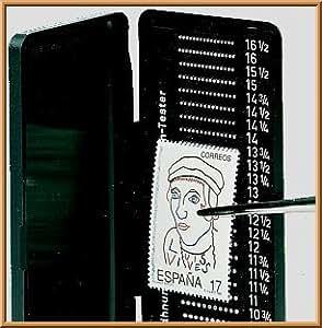 Lindner 2099 Odontomètre Phila-Combi-Box