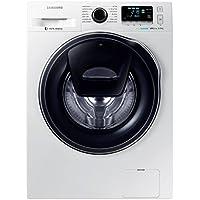 Samsung WW6500 AddWash 8kg 1600 Spin Washing Machine (White)