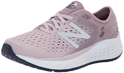 New Balance Fresh Foam 1080v9, Zapatillas de Running para Mujer, Rosa Light Cashmere/Pigment Cp9, 39 EU