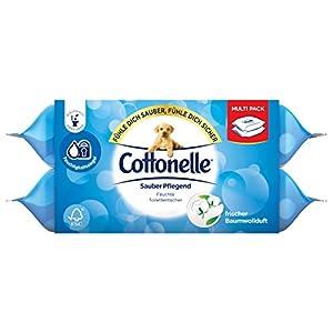 Cottonelle Feuchtes Toilettenpapier Clean Comfort