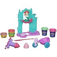 Play-Doh Disney Princesa Castillo Submarino de Ariel de juguete
