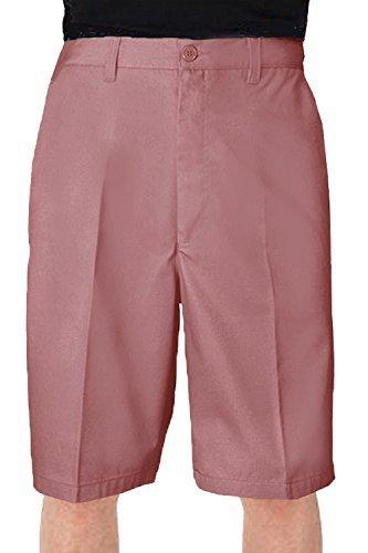 para-hombre-carabou-casuals-pantaln-corto-cintura-elstica-rodilla-longitud-chinos-regular-a-king-siz