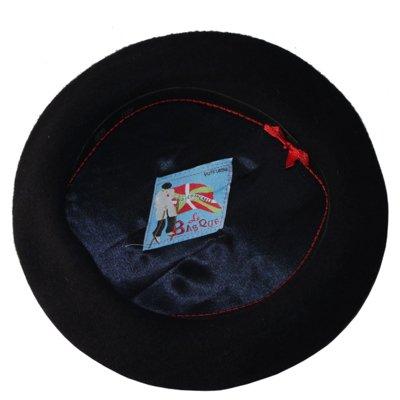 Chapeau-tendance - Véritable beret basque - - Homme