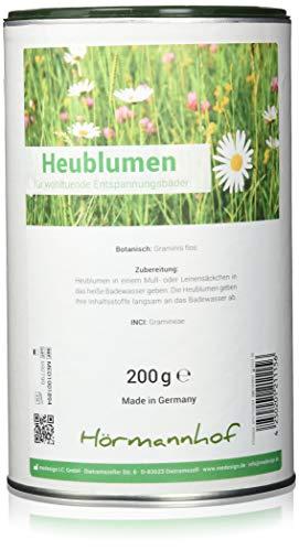 Heublumen für Bad und Wickel, 1er Pack (1 x 200 g)