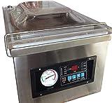 Vaccuumizer Ken Typ DZ2630 Kammer Vakuumiergerät mit Edelstahlgehäuse, geeignet für Mehl und Pulver, innenliegenden Schweißbalken mit 260x10 mm