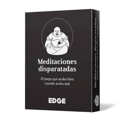 Comprar Edge Entertainment- Meditaciones disparatadas (EDGLA02)