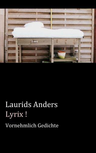 lyrix-vornehmlich-gedichte