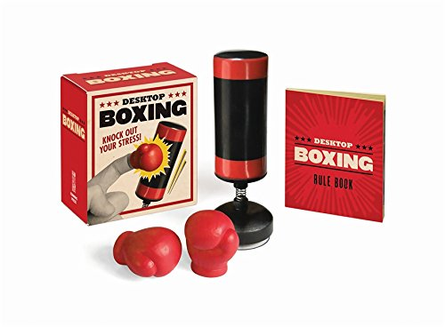 Desktop Boxing: Knock Out Your Stress! (Miniature Editions)