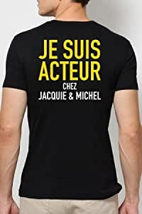 Tee-shirt Acteur J&M - XL