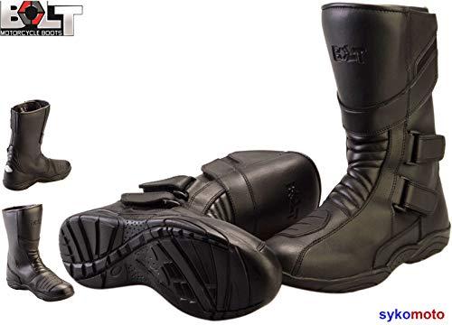 Botas para motocicleta BOLT R45, para turismo, impermeables,...