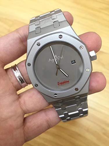 CWTCHY Luxusmarke Herrenuhr Titan automatische mechanische Rückseite Glas Saphir wasserdicht leuchtende Uhren