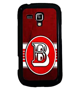 PRINTSWAG TYPOGRAPHY Designer Back Cover Case for SAMSUNG GALAXY S DUOS S7562