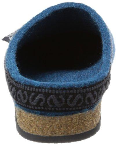 Pantofole Adulto Stegmann 108 Unisex Turchese (turchese 8821)