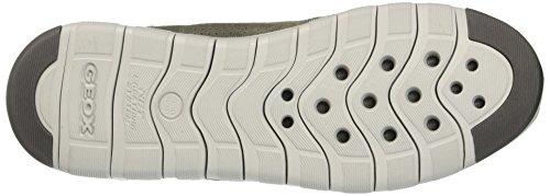 Geox Herren U Xunday 2fit C Sneakers Grau (GREYC1006)