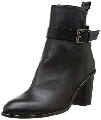 Emma Go Poe, Boots femme - Noir (Calf Black), 36 EU