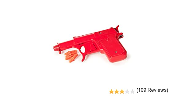 SWAT Shot Cap Pistolet à bouchon en plastique Gun 8 Shot Pistolet Jouet Fun Cadeau