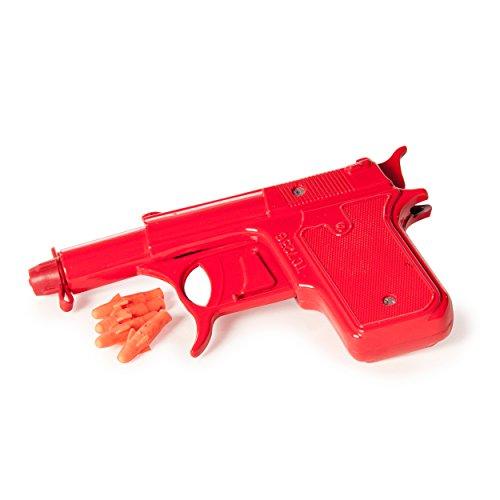 Metal Spud Gun - Arma de Juguete (Funtime Gifts PL7925)