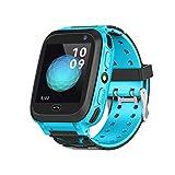 Tellaboull for DS38 Anti Perdu Enfant GPS Tracker SOS Positionnement Suivi Smart Phone Enfants Montre GPS Pratique Compatible...