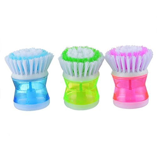 Fiosoji 1Pc Dish Brush with Wash...